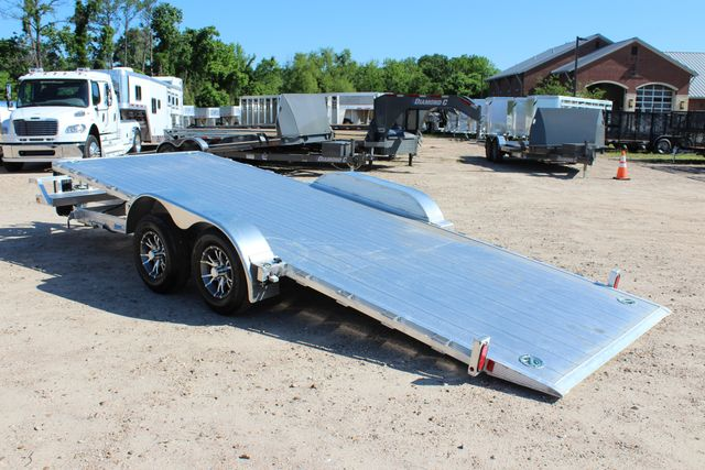2018 Cargo Pro 22' - TILT DECK Manual Tilt Deck 22' Open Car Trailer - NO RAMPS! CONROE, TX 9