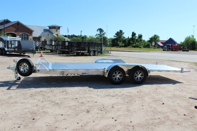 2018 Cargo Pro 22' - TILT DECK Manual Tilt Deck 22' Open Car Trailer - NO RAMPS! CONROE, TX 7