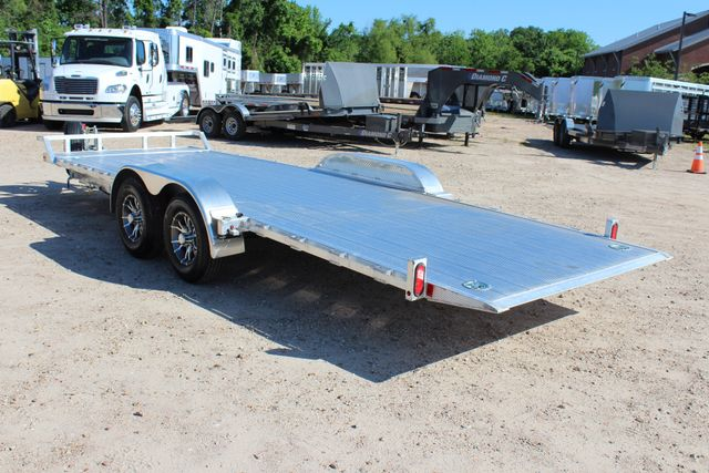 2018 Cargo Pro 22' - TILT DECK Manual Tilt Deck 22' Open Car Trailer - NO RAMPS! CONROE, TX 8