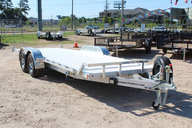 2018 Cargo Pro Open Utility Trailer 22' Open Car Hauler CONROE, TX 19