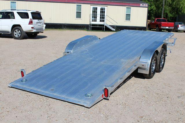 2018 Cargo Pro Open Utility Trailer 22' Open Car Hauler CONROE, TX 17