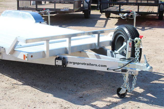 2018 Cargo Pro Open Utility Trailer 22' Open Car Hauler CONROE, TX 2