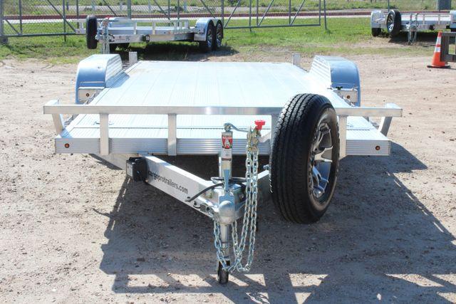 2018 Cargo Pro Open Utility Trailer 22' Open Car Hauler CONROE, TX 3