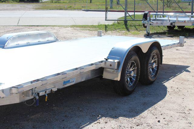 2018 Cargo Pro Open Utility Trailer 22' Open Car Hauler CONROE, TX 5