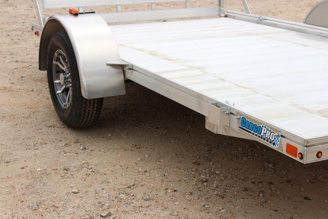 2018 Cargo Pro Open Utility Trailer 12' Utility Trailer CONROE, TX 1