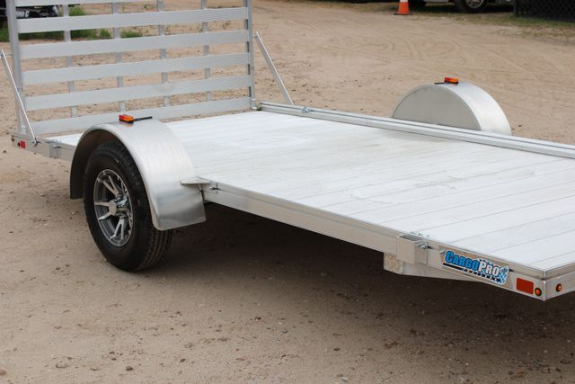 2018 Cargo Pro Single Axle Utility Trailer 14' Utility CONROE, TX 1