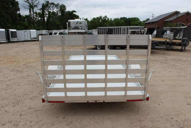 2018 Cargo Pro Single Axle Utility Trailer 14' Utility CONROE, TX 12