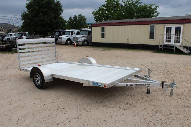 2018 Cargo Pro Single Axle Utility Trailer 14' Utility CONROE, TX 21