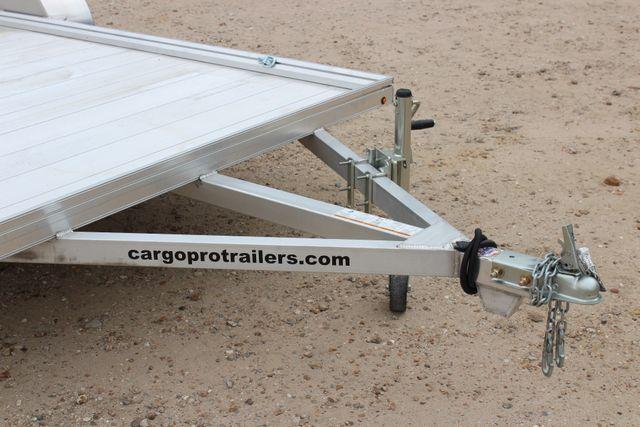 2018 Cargo Pro Single Axle Utility Trailer 14' Utility CONROE, TX 2