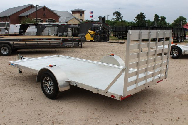 2018 Cargo Pro Single Axle Utility Trailer 14' Utility CONROE, TX 8