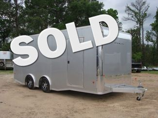2018 Cargo Pro STEALTH 20' - ENCLOSED Car Trailer CONROE, TX