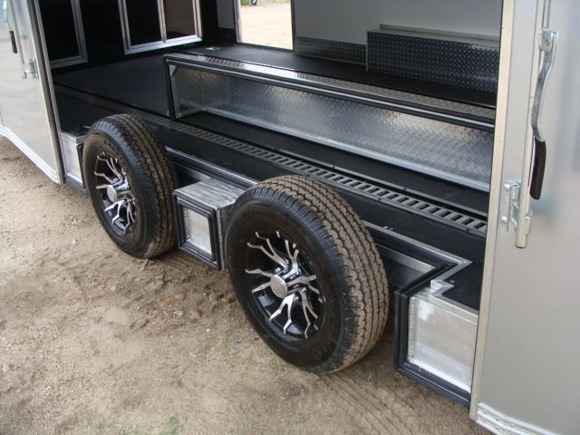 2018 Cargo Pro STEALTH 20' - ENCLOSED Car Trailer CONROE, TX 15