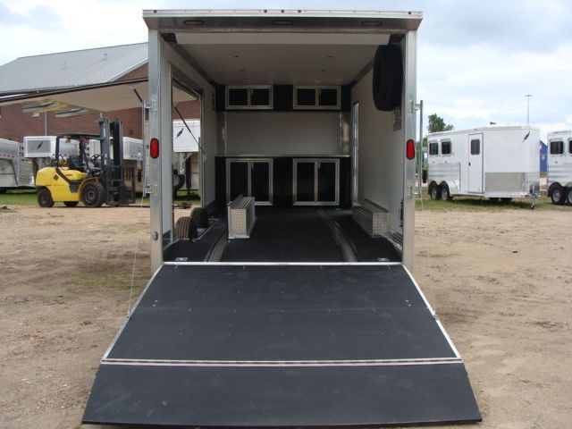 2018 Cargo Pro STEALTH 20' - ENCLOSED Car Trailer CONROE, TX 20