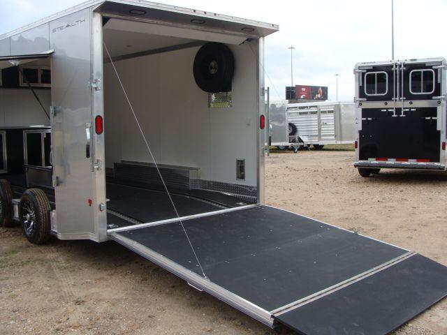 2018 Cargo Pro STEALTH 20' - ENCLOSED Car Trailer CONROE, TX 18