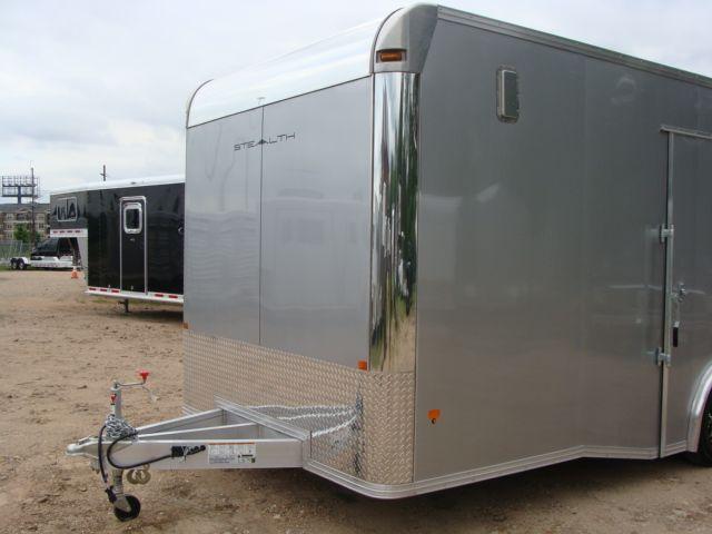 2018 Cargo Pro STEALTH 20' - ENCLOSED Car Trailer CONROE, TX 5