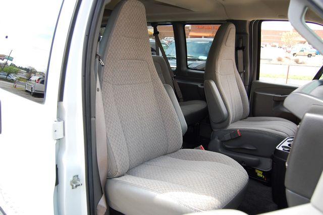 2018 Chevrolet 15 Pass. LT Charlotte, North Carolina 7