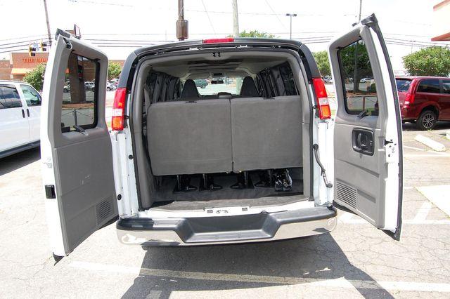 2018 Chevrolet 15 Pass. LT Charlotte, North Carolina 11