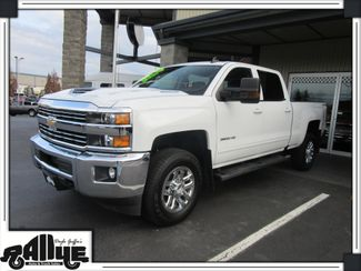 2018 Chevrolet 3500 HD Silverado LT C/Cab 4WD 6.6L Diesel in Burlington, WA 98233