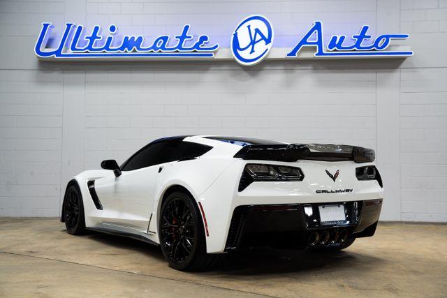 2018 Chevrolet Callaway Corvette Z06 3LZ Orlando, FL 2
