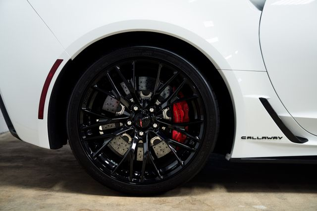 2018 Chevrolet Callaway Corvette Z06 3LZ Orlando, FL 24