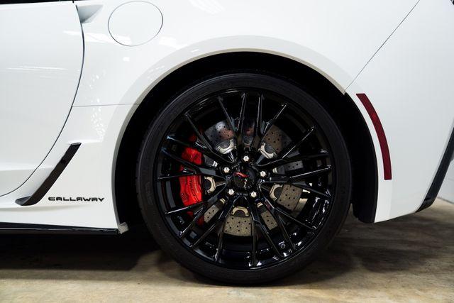 2018 Chevrolet Callaway Corvette Z06 3LZ Orlando, FL 23