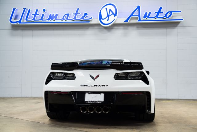2018 Chevrolet Callaway Corvette Z06 3LZ Orlando, FL 3