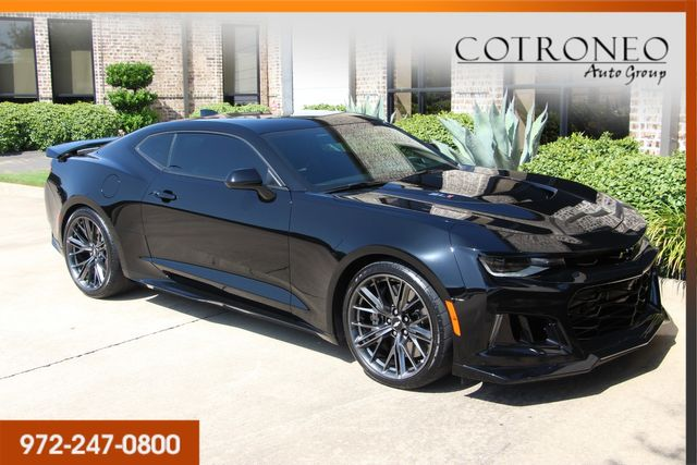 2018 Chevrolet Camaro ZL1 Coupe in Addison, TX 75001