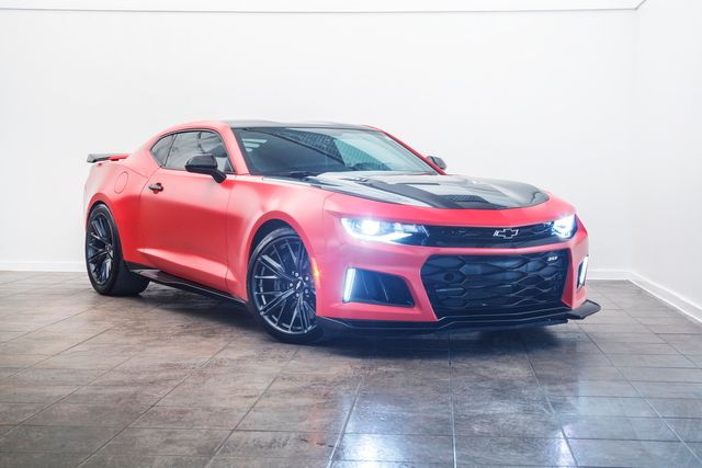 2018 Chevrolet Camaro ZL1 With Upgrades in Addison, TX 75001