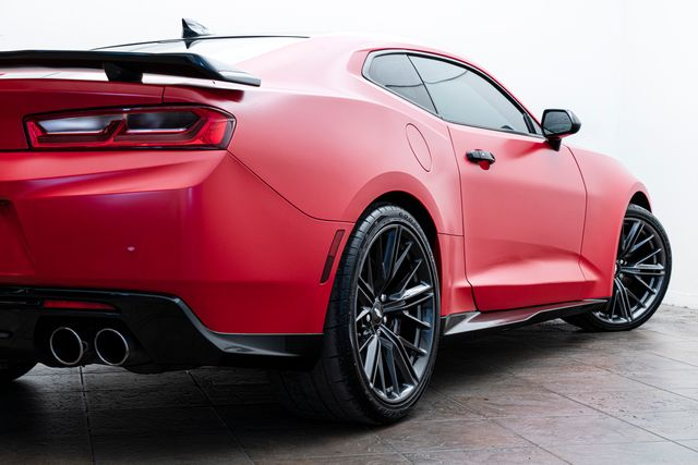 2018 Chevrolet Camaro ZL1 Heads/Cam/Ported Supercharged 730HP in Addison, TX 75001