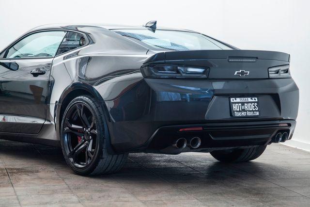 2018 Chevrolet Camaro SS 1LE Performance Pkg. in Addison, TX 75001