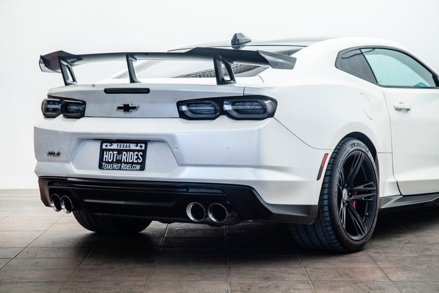 2018 Chevrolet Camaro ZL1 1LE Track Performance Package in Addison, TX 75001