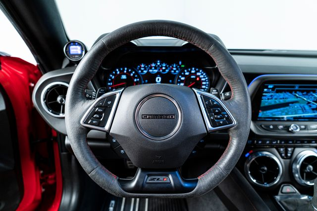 2018 Chevrolet Camaro ZL1 With Many Upgrades in Addison, TX 75001