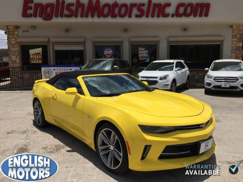 2018 Chevrolet Camaro 1LT in Brownsville, TX
