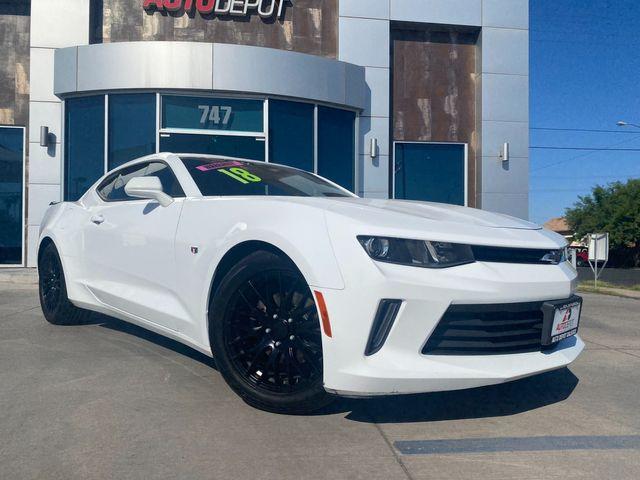 2018 Chevrolet Camaro 1LT in Calexico, CA 92231