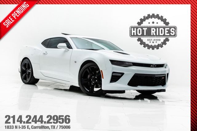 2018 Chevrolet Camaro SS 2SS Supercharged