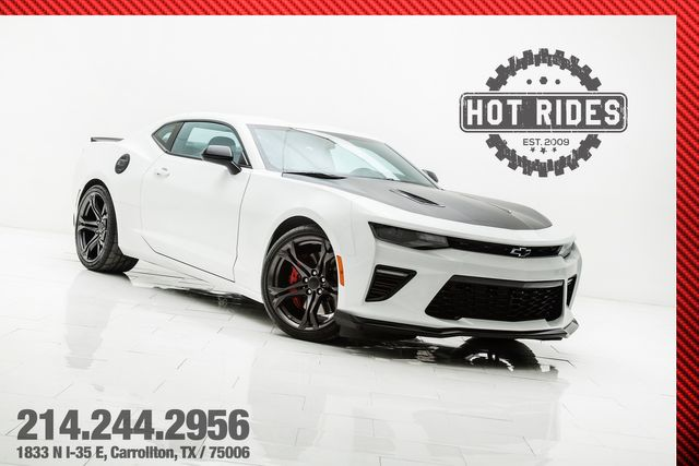 2018 Chevrolet Camaro SS 1LE Track Performance Package