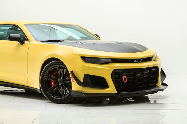 2018 Chevrolet Camaro ZL1 1LE Extreme Track Performance Package in Addison, TX 75001