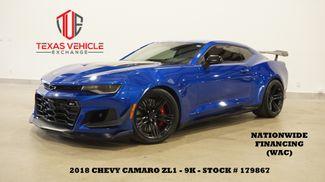 2018 Chevrolet Camaro ZL1 1LE EXTREME TRACK PKG,HUD,NAV,RECARO,9K in Carrollton, TX 75006
