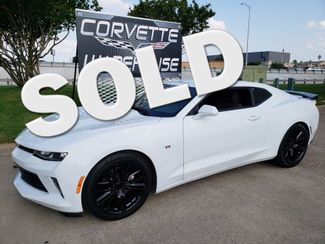 2018 Chevrolet Camaro Coupe Auto, Mylnk, Black Alloy Wheels, Only 12k! | Dallas, Texas | Corvette Warehouse  in Dallas Texas