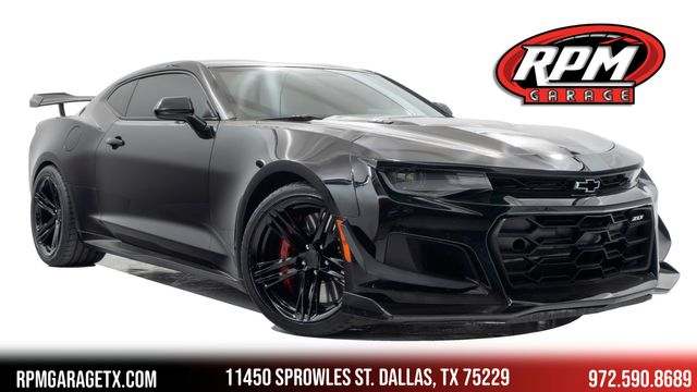 2018 Chevrolet Camaro ZL1 1LE Extreme Track Performance Package