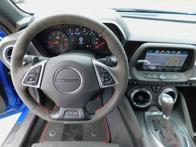 2018 Chevrolet Camaro Coupe ZL1, NAV, Auto, 1-Owner, Graphite Alloys 8k in Dallas, Texas 75220