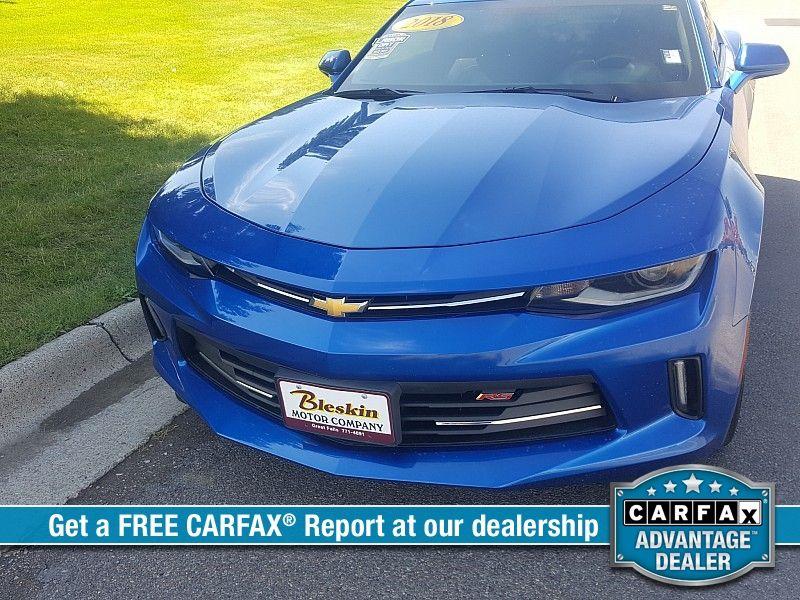 2018 Chevrolet Camaro 1LT  city MT  Bleskin Motor Company   in Great Falls, MT