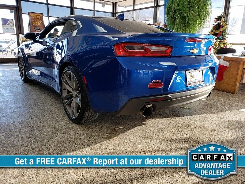 2018 Chevrolet Camaro 2d Coupe LT1 V6  city MT  Bleskin Motor Company   in Great Falls, MT
