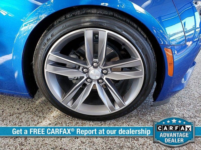 2018 Chevrolet Camaro 2d Coupe LT1 V6  city MT  Bleskin Motor Company   in Great Falls, MT