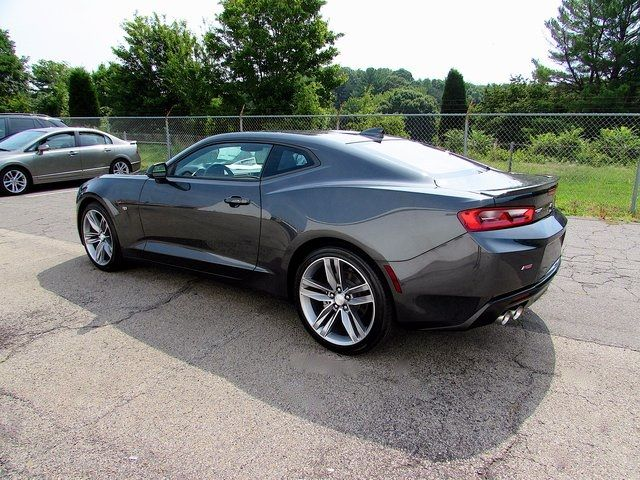 2018 Chevrolet Camaro LT Madison, NC 4