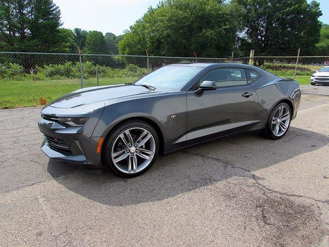 2018 Chevrolet Camaro LT Madison, NC 6