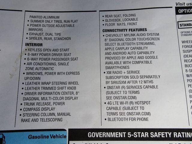 2018 Chevrolet Camaro SS Madison, NC 46