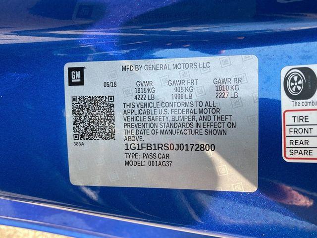 2018 Chevrolet Camaro 1LT Madison, NC 37