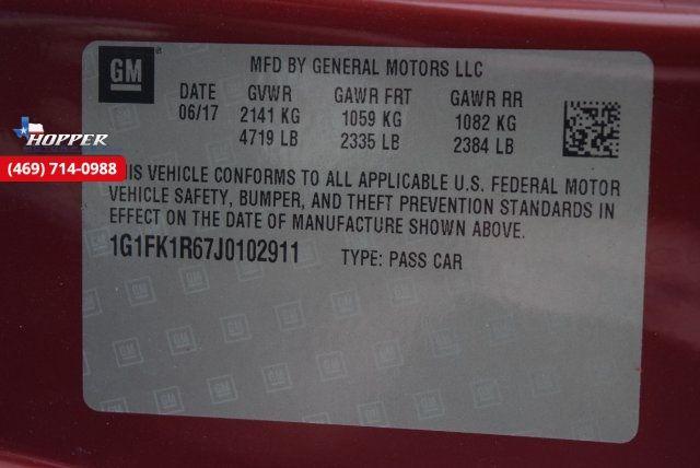 2018 Chevrolet Camaro ZL1 HPA in McKinney Texas, 75070
