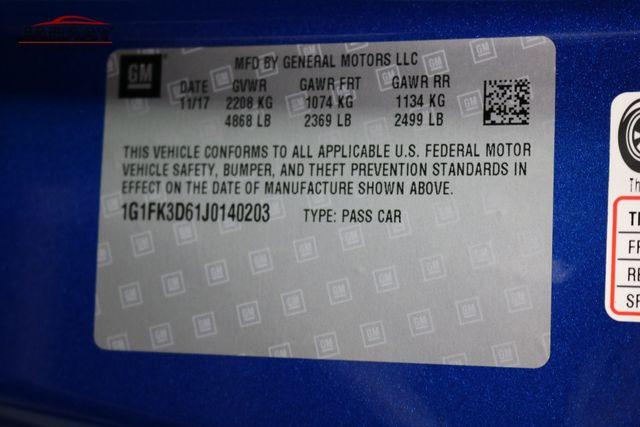 2018 Chevrolet Camaro ZL1 Merrillville, Indiana 55